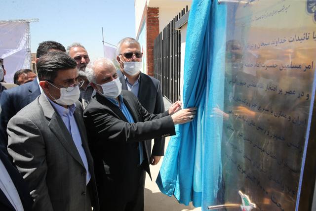 بهرهبرداری طرح ۱۷۴ واحدی مسکن ایثارگران با حضور رییس بنیاد شهید و امور ایثارگران